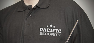 Pacific Security Special Events